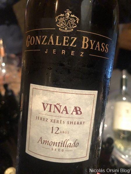 González Byass Amontillado 12 años
