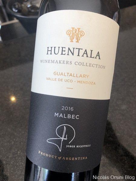 Huentala Winemakers Collection Jorge Riccitelli