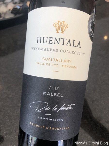 Huentala Winemakers Collection Roberto de la Mota