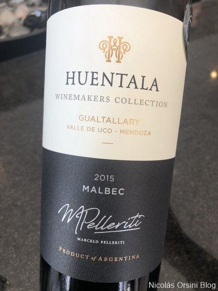 Huentala Winemakers Collection Marcelo Pelleriti