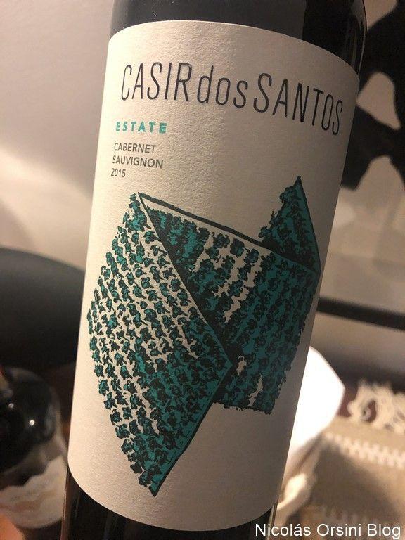 Casir Dos Santos Estate Cabernet Sauvignon 2015