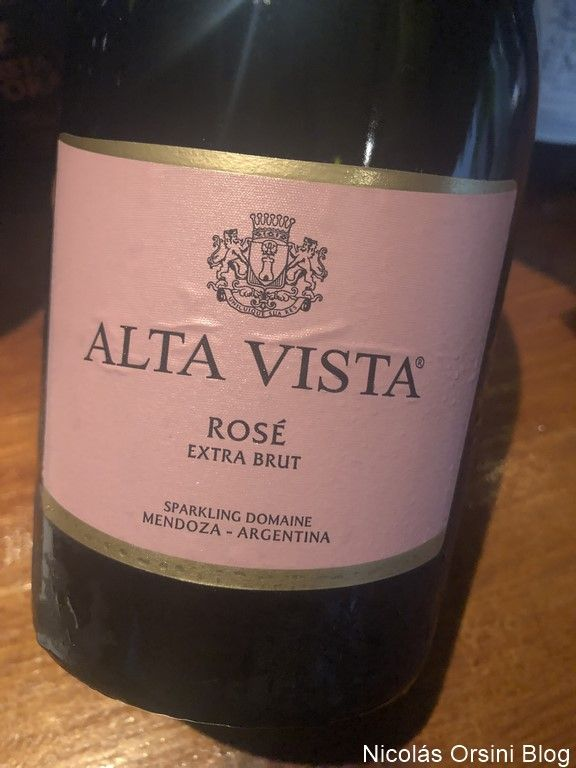 Altavista Rosé Extra Brut