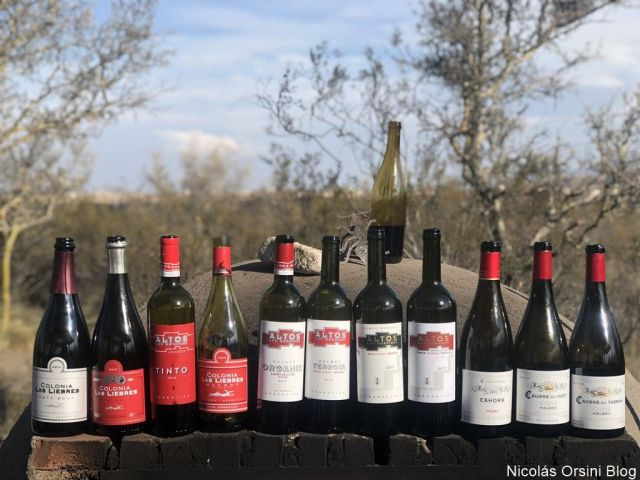 Los vinos de Altos las Hormigas
