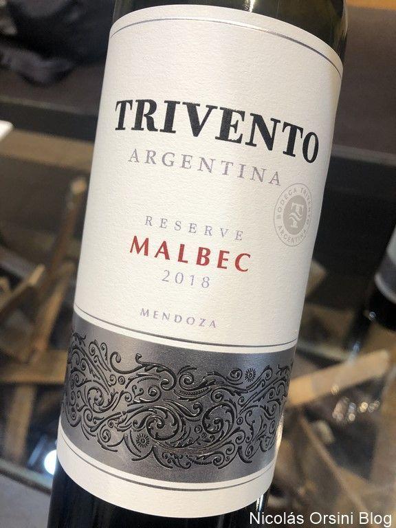 Trivento Reserve Malbec 2018