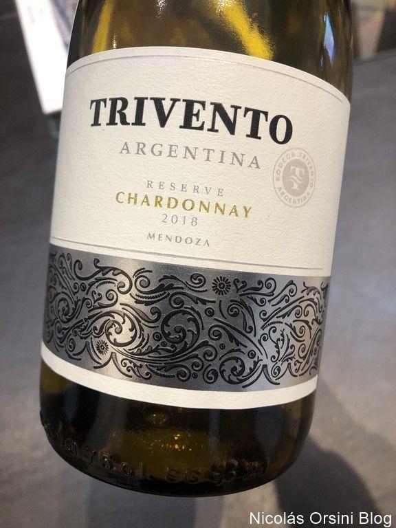 Trivento Reserve Chardonnay 2018