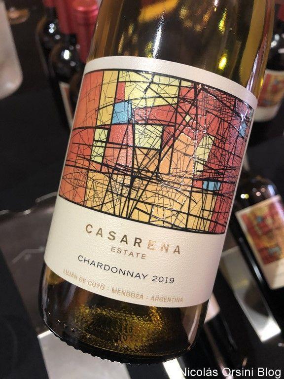 Casarena Chardonnay Estate 2019