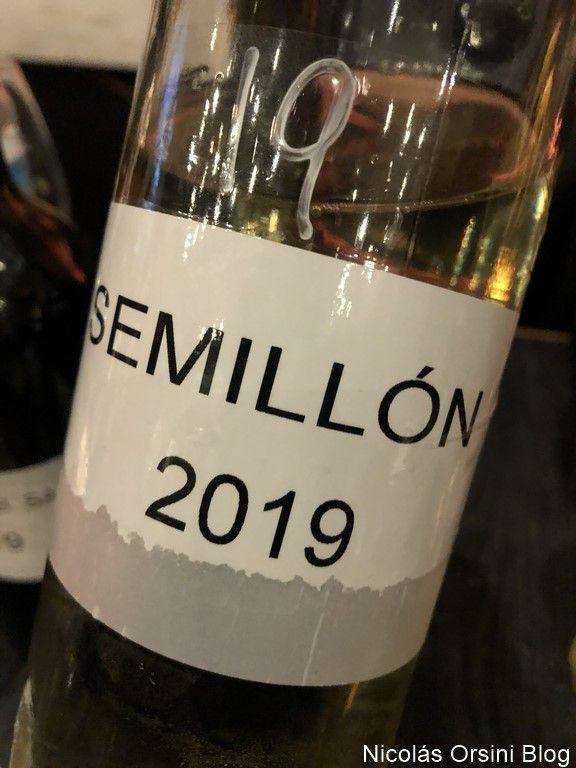 Andeluna Semillón 2019