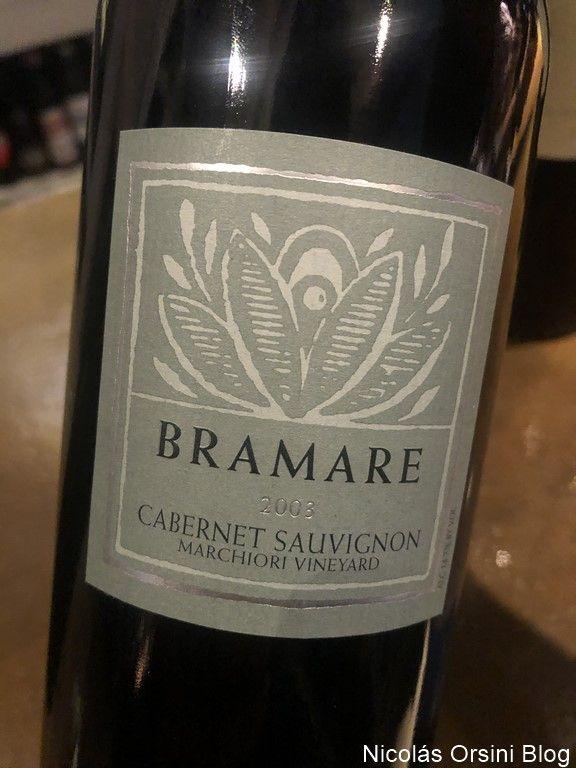 Bramare Cabernet Sauvignon 2003