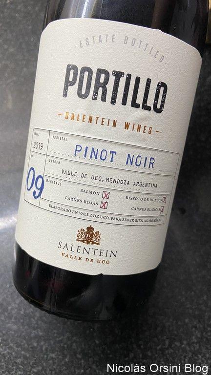 Portillo Pinot Noir 2019