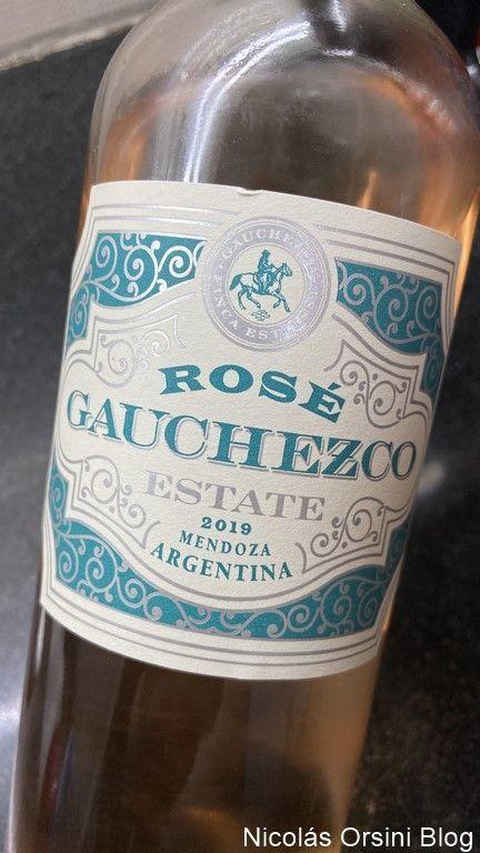 Gauchezco Estate Rosé 2019