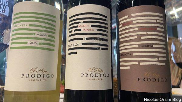 El Hijo Pródigo Wines