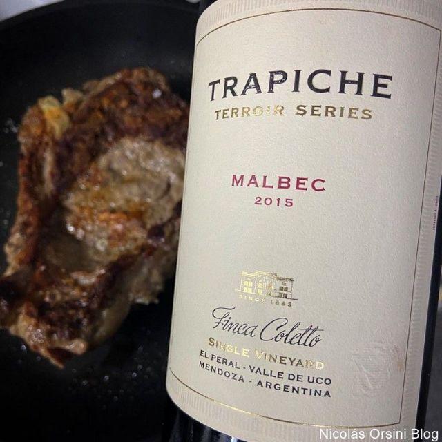 Trapiche Terroir Series Finca Coletto Malbec 2015