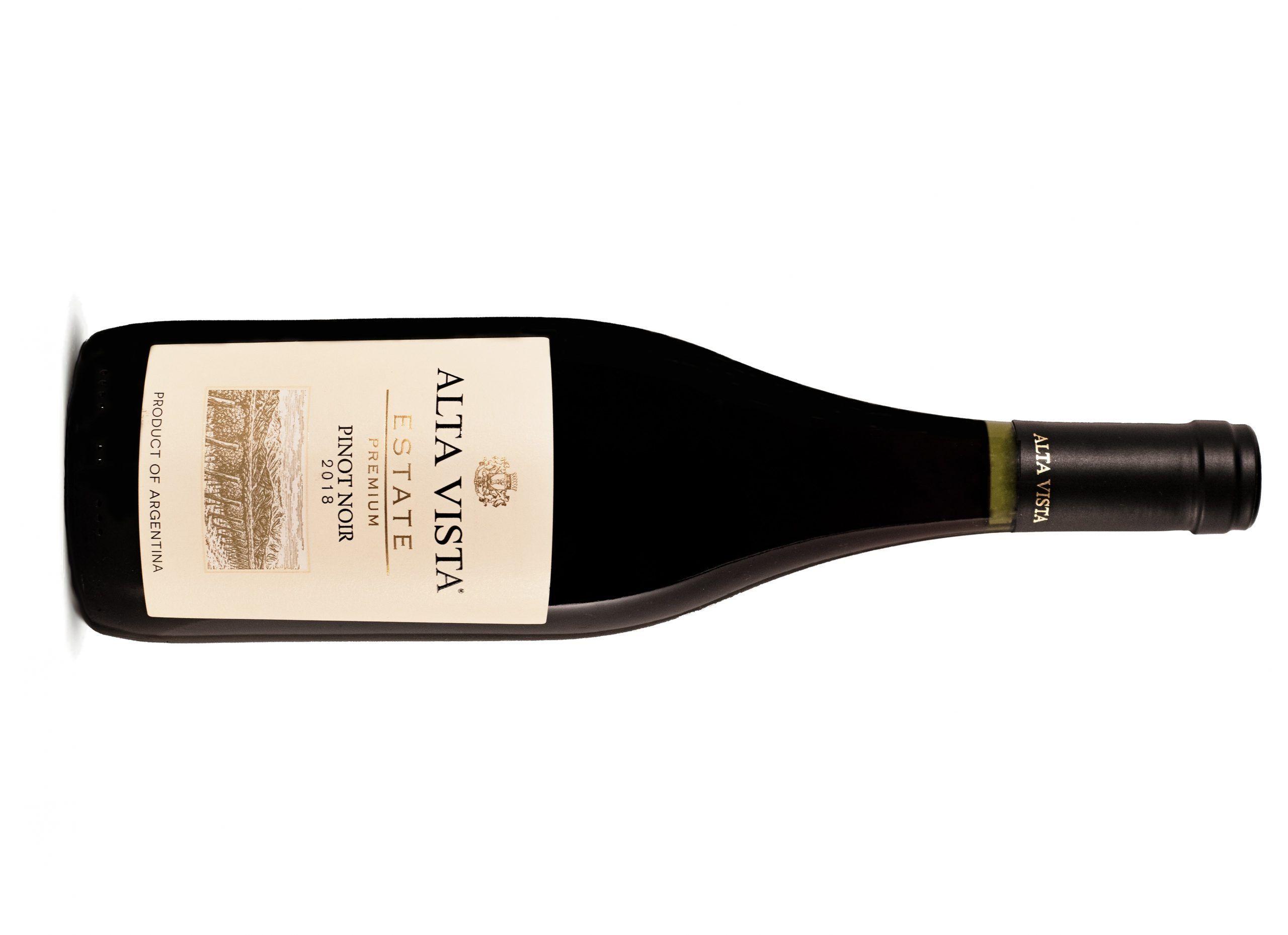 Alta Vista Estate Premium Pinot Noir