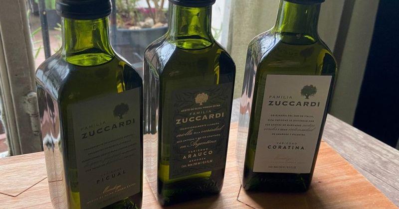 Los aceites de Familia Zuccadi