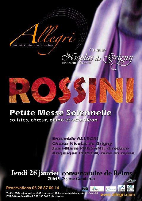 Rossini - Petite Messe