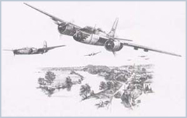 Raising Havoc in the Ardennes