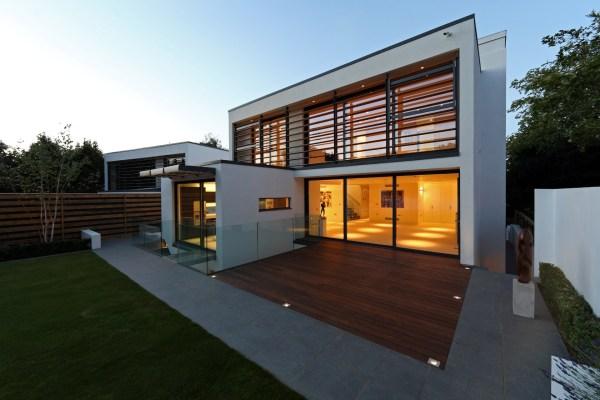 Nicolas Tye Architects - Bespoke In Bedfordshire