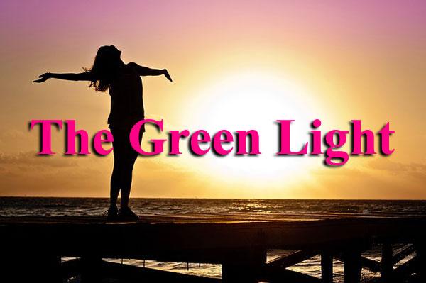 The Green Light - Writing Journey Update