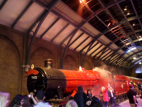 Harry Potter Studio Tour - The Hogwarts Express
