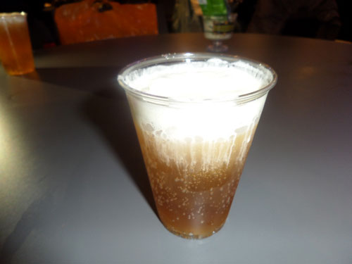 Harry Potter Studio Tour - Butterbeer