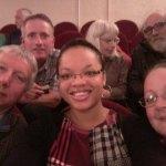 Oldbury Writing Group Inside Oldbury Rep Theatre - Private Lives by Noël Coward
