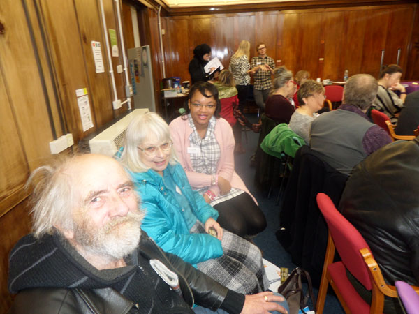Dudley Library's Writers Networking Morning - OWG Members