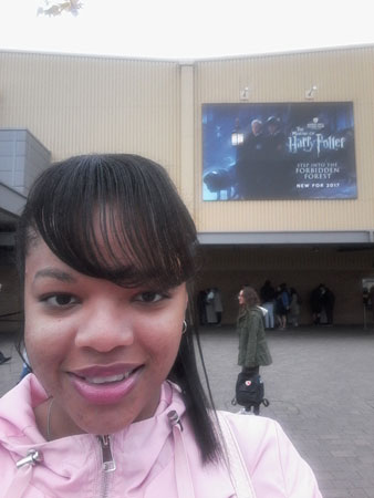 My Magical Harry Potter Studio Tour Adventure – Celebrating my 30th and Exploring the Forbidden Forest  - 2