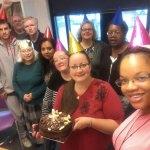 Happy Birthday Oldbury Writing Group