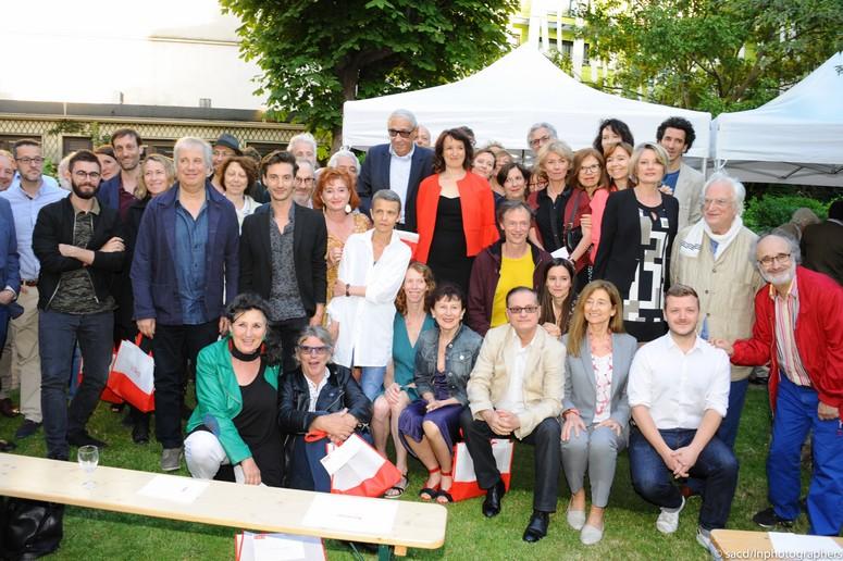 Les lauréats des Prix SACD 2017