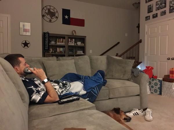 Dallas Cowboy fan