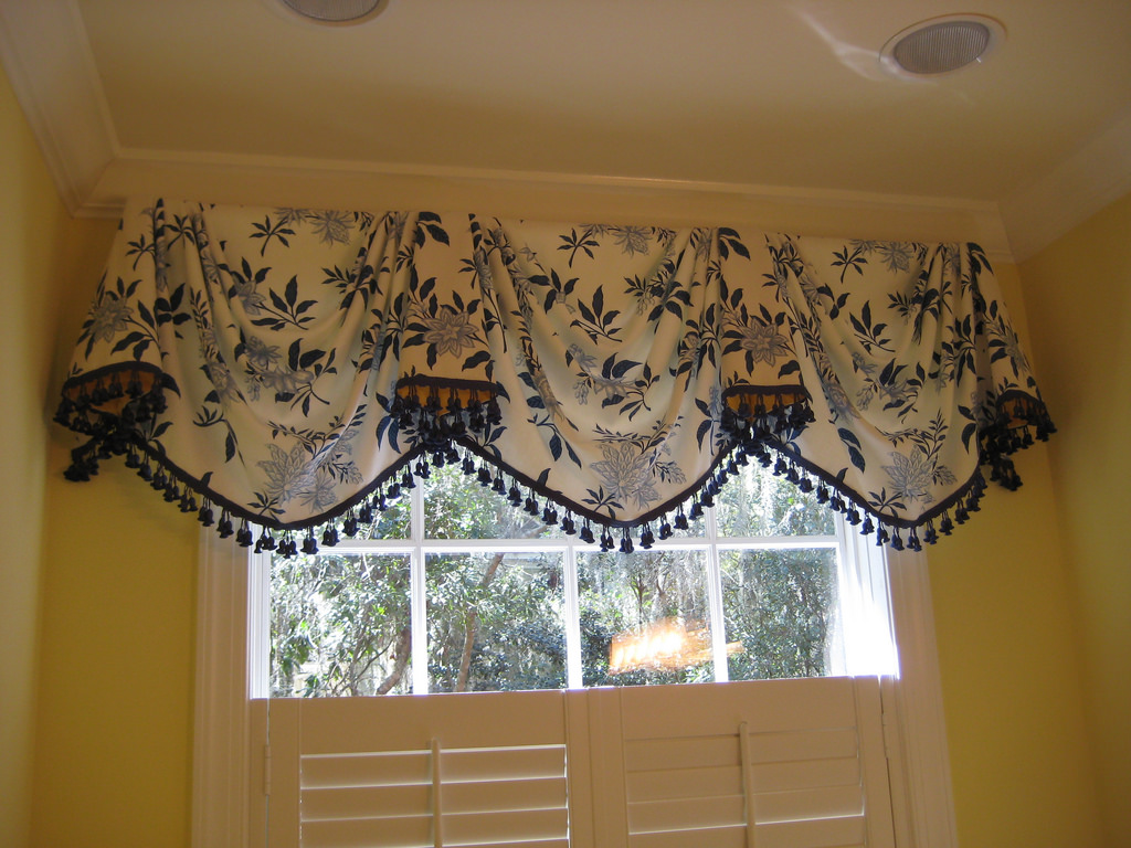 Different Types Of Valances For Your Windows