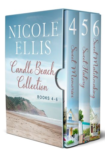 Candle Beach Collection: Books 4-6