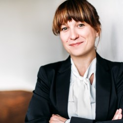 Nicole Forrai Potsdam Businessportraet