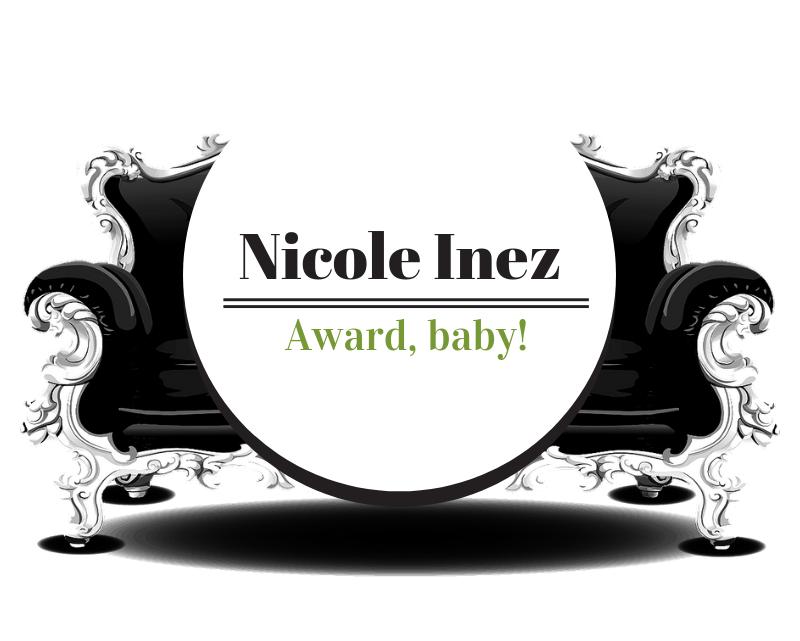 """Nominierung zum """"Liebster Award"""" oder die """"Nackte Nicole"""""""
