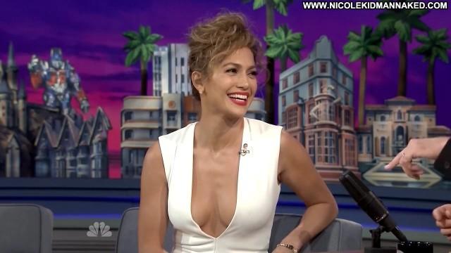 Jennifer Lopez The Tonight Show Starring Jimmy Fallon  Hot Cute