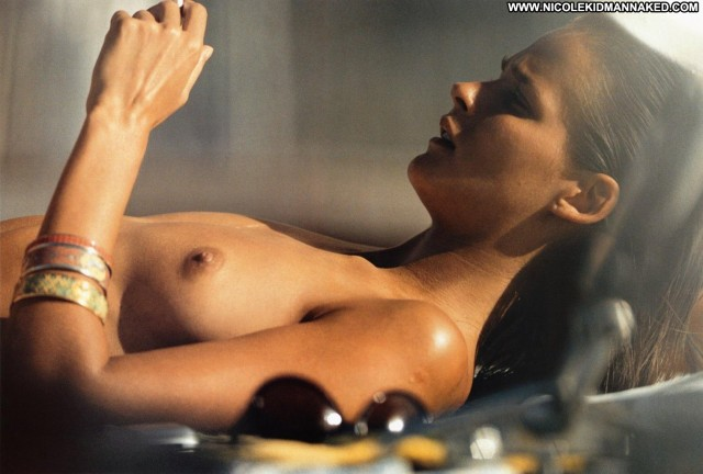 Carmen Kass Numero 42 Beautiful Celebrity Showing Tits Horny
