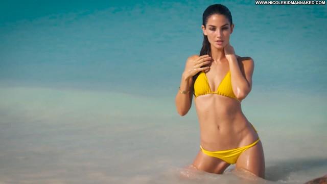 Lily Aldridge Sports Illustrated Swimsuit Babe Beautiful Celebrity