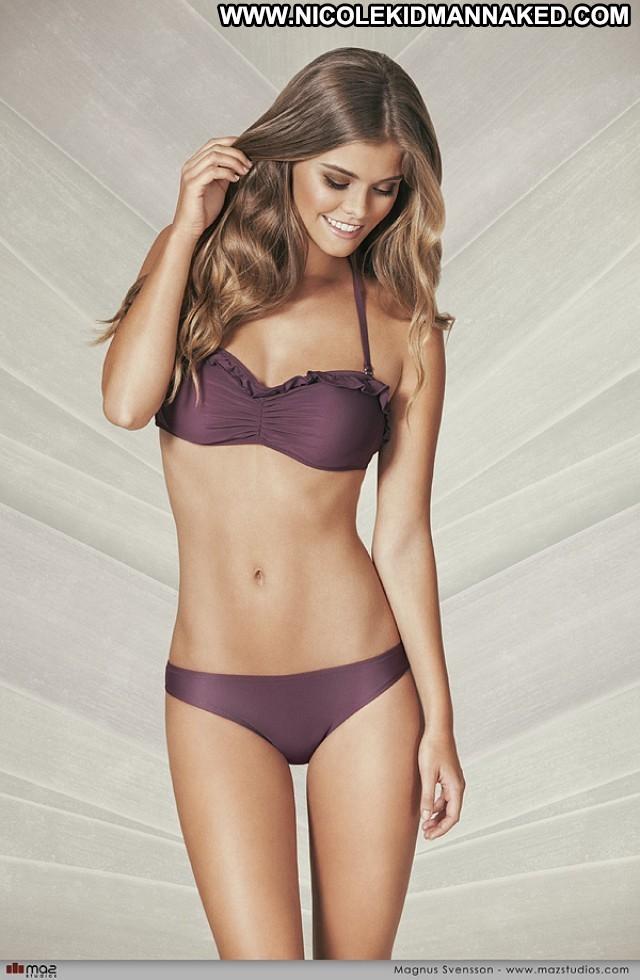 Nina Agdal Swimsuit Celebrity Babe Beautiful Posing Hot Nude Scene
