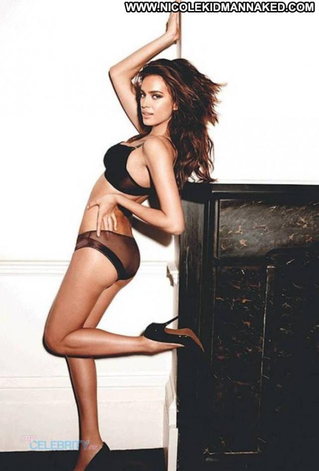 Irina Shayk Esquire Magazine Uk Model Beautiful Posing Hot Magazine