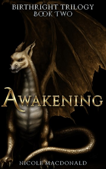 Awakening – Book Two of the BirthRight Trilogy