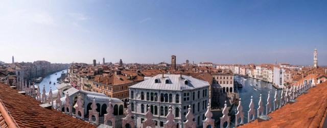 Panorama Dal Fondaco dei Tedeschi - Nicole Maranta