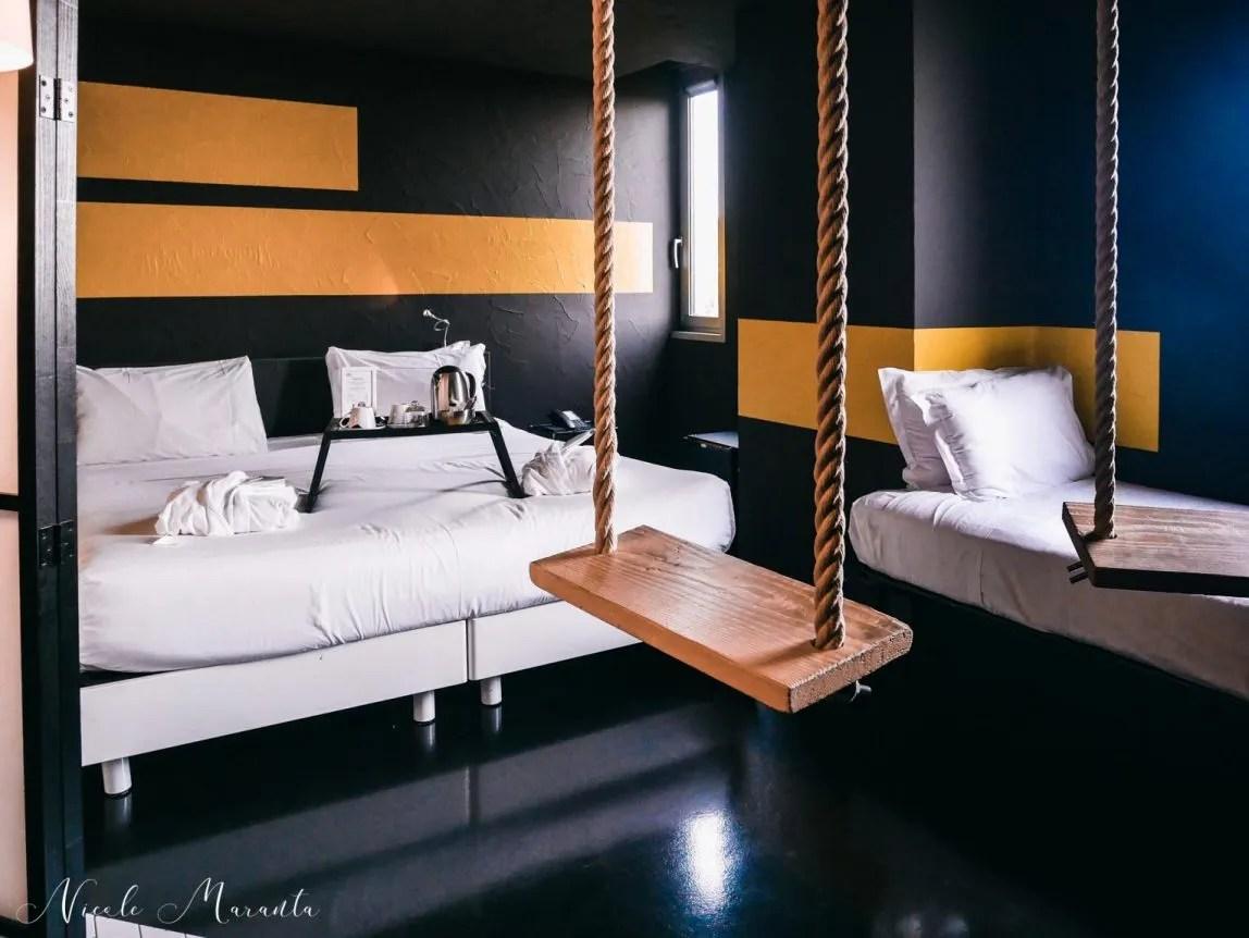 Stanza numero 60 JHD Hotel, Nicole Maranta