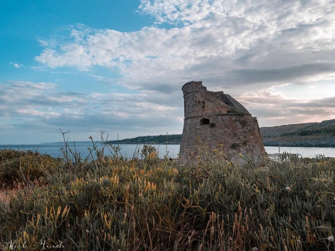 Torre di Porto Miggiano - Nicole Maranta
