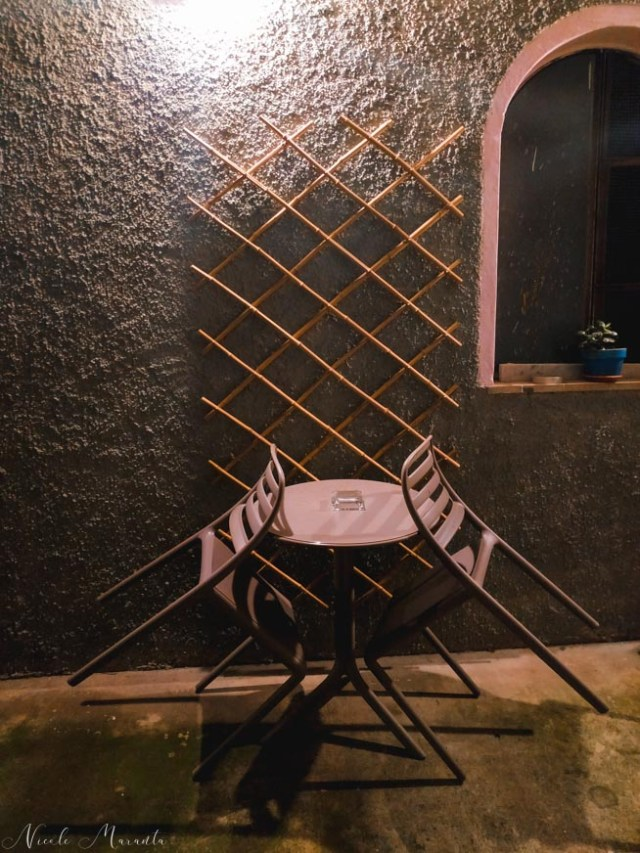 Giardinetto esterno - Nicole Maranta
