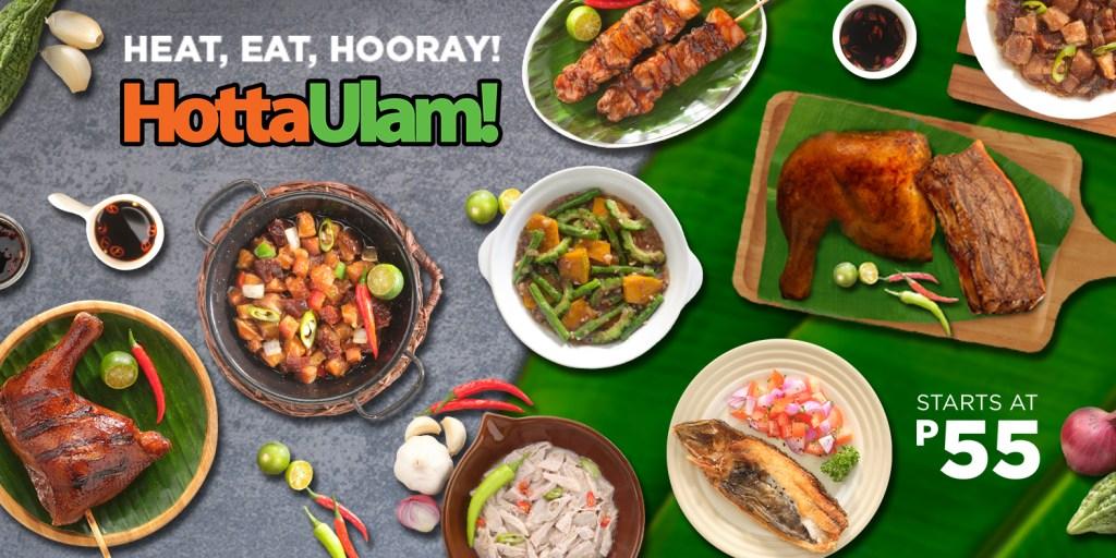 7-Eleven's ready-to-heat HottaUlam!