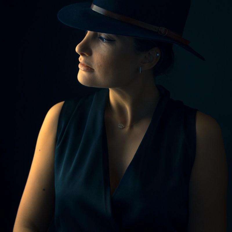 fotografa ritratto donna Milano