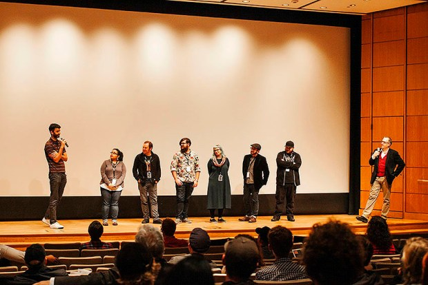 Q&A with shorts program filmmakers