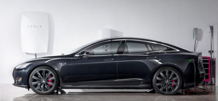 Tesla Powerwall and Tesla Car