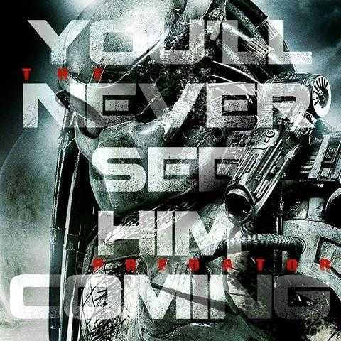 Poster for %22The Predator%22