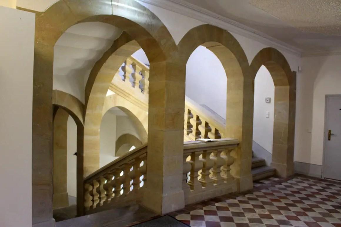 City Palace-Eisenach-Inside